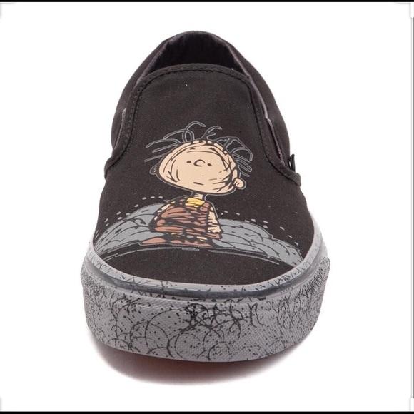Vans Shoes | Peanuts Pigpen Slip On